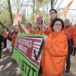 9.4.2011Gewerkschaftstag in Bad Honnef
